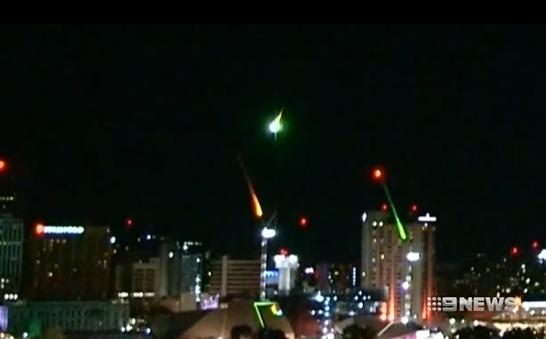 NASA:本周澳大利亚的火球由汽车大小的流星引起