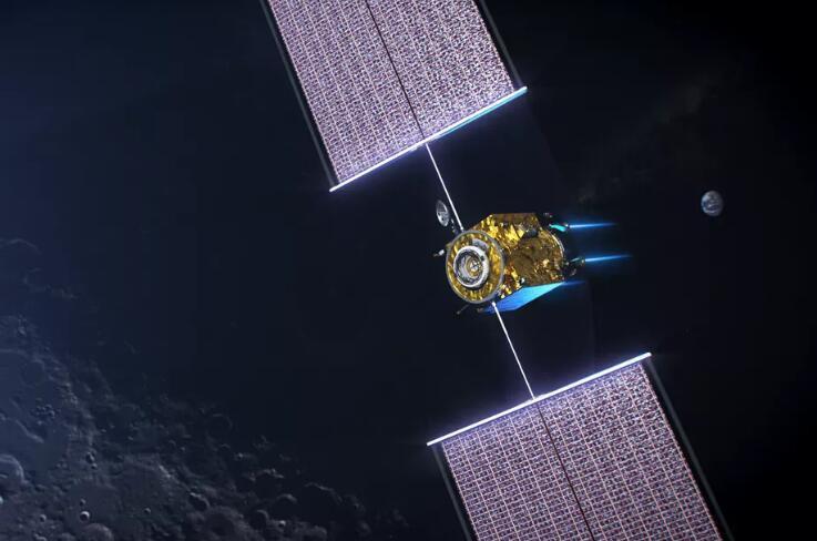 NASA選定衛星制造商為月球空間站制造首個關鍵部件