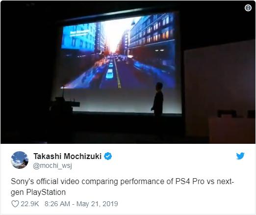 索尼高管:PS5和PS4玩家將能夠在線上同臺競技