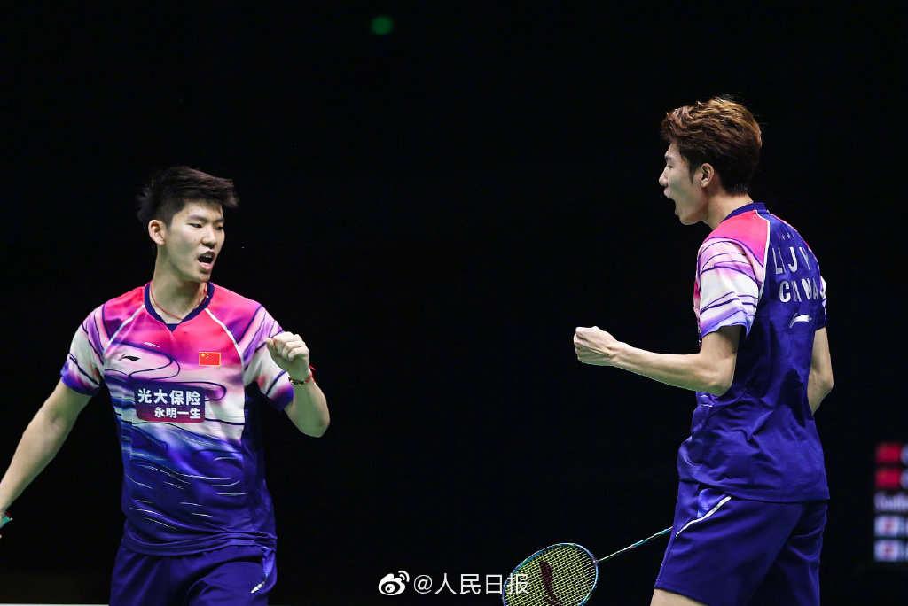3:0完胜日本!中国羽毛球队时隔4年重新捧得苏迪曼杯