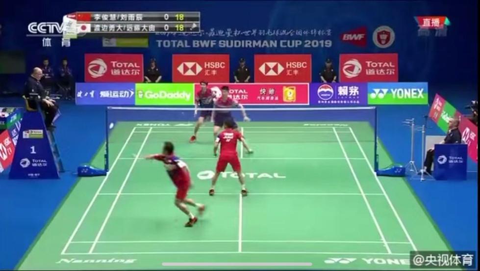 刚刚,中国完胜日本!半决赛上这一幕,网友直呼:好可爱!