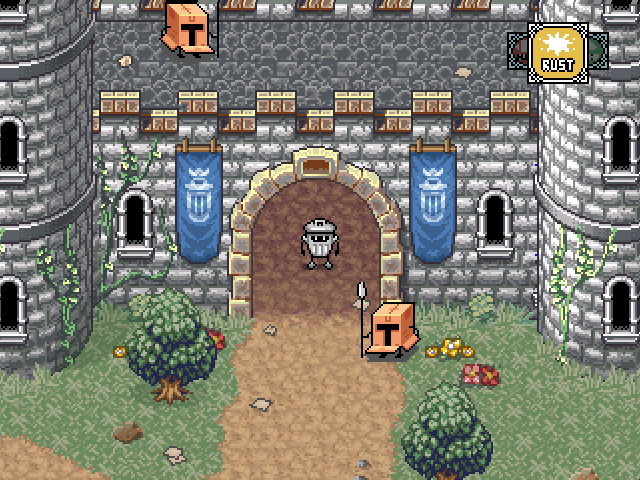 在《垃圾王国》中 你要扮演一只垃圾桶