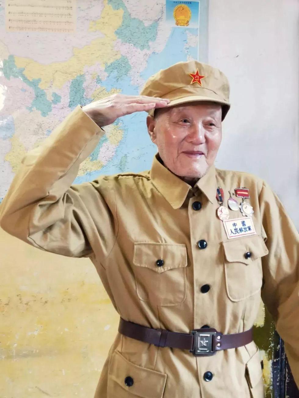 重磅!习近平对湖北这位95岁老人事迹作出重要指示!他把一个秘密藏了64年!