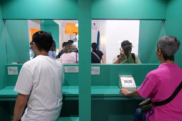 """""""大馆101""""展览讲述昔日香港警署和监狱故事"""