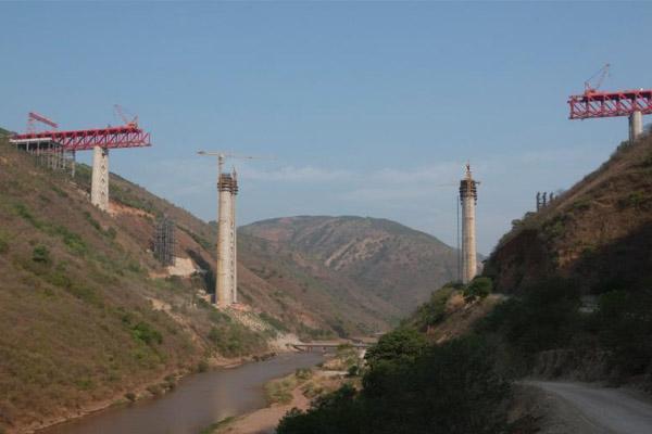 中老铁路中国段玉磨铁路建设全面提速