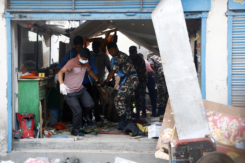尼泊尔首都发生3起爆炸事件 至少4人丧生