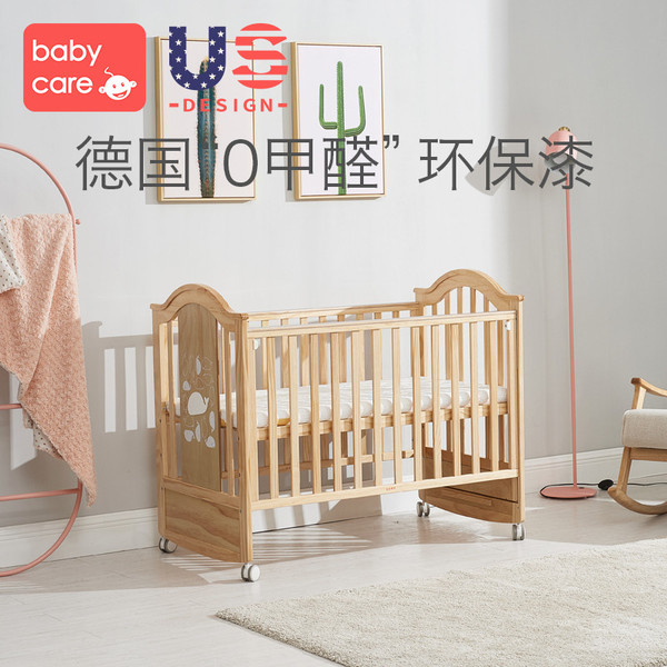 babycare、可优比等网售婴儿床不合格