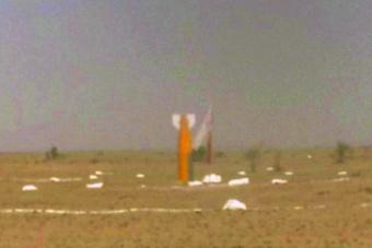 點穴式打擊!印度精確制導炸彈測試現場曝光