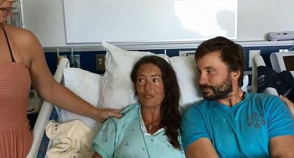 美瑜伽教练森林徒步失联两周 最终奇迹获救