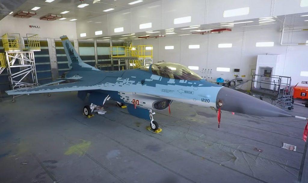 美軍山寨版蘇57正式投入使用 用來模擬俄五代機