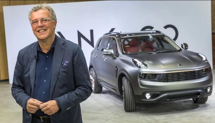 领克CEO公布品牌目标与欧洲销售规划