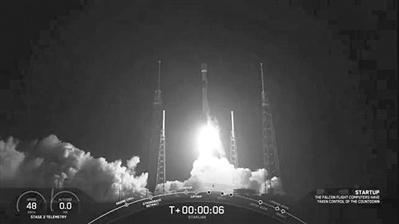 """一箭60星!SpaceX拉開""""星鏈""""組網序幕"""