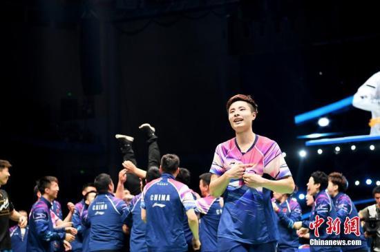 从苏迪曼杯看东京奥运会:谁将成为国羽前行的对手?