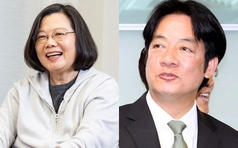 台湾学者惊爆:蔡英文、赖清德都可能脱党参选