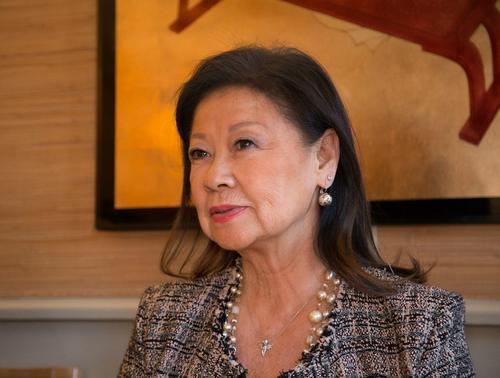 巴黎8区区长谈从政经历:华裔女性如何逆袭法国政界