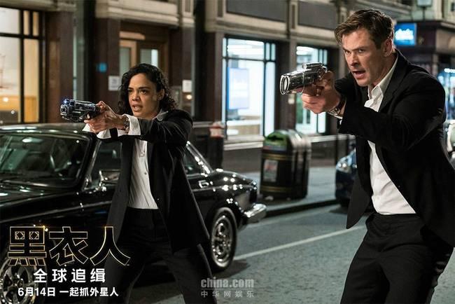 六月好莱坞大片盘点《黑衣人:全球追缉》神仙阵容