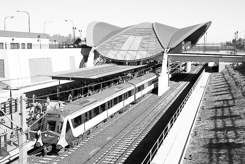 悉尼地鐵無人線路正式開通