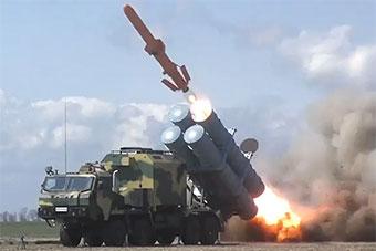 叫板俄羅斯?烏克蘭再試射全新研發反艦巡航導彈