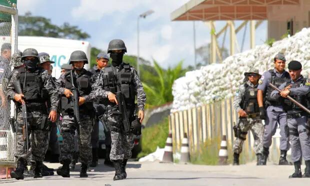 巴西发生监狱暴力事件:42名囚犯死于狱中