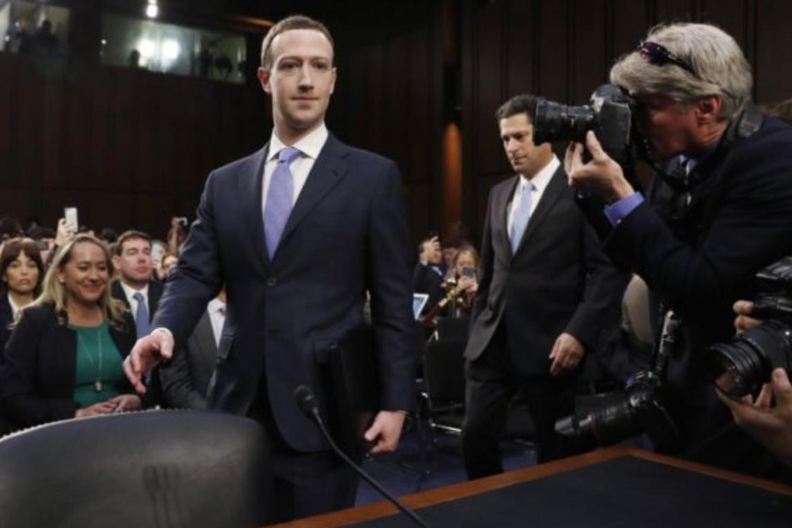 臉書扎克伯格拒絕參加拿大聽證會 恐將遭拘留