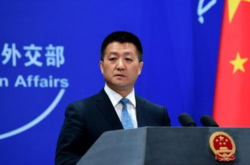 中国将不参加由美国主办的、讨论向巴勒斯坦提供经济援助的会议?外交部:没有听说