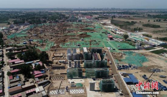 王东峰:河北省生产总值比新中国成立之初增长880多倍