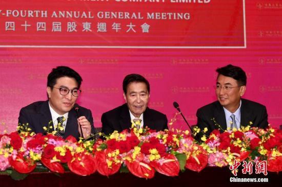 李兆基宣布退休 两子任联席主席