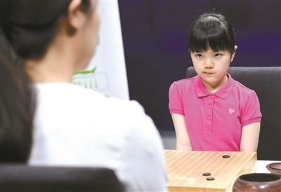 """中国围棋""""反哺""""日本 日本十岁初段获外卡"""