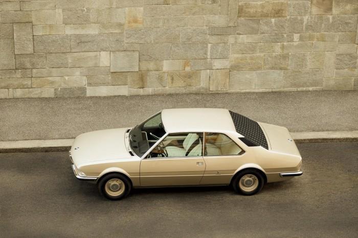 宝马重新打造经典Garmisch概念车