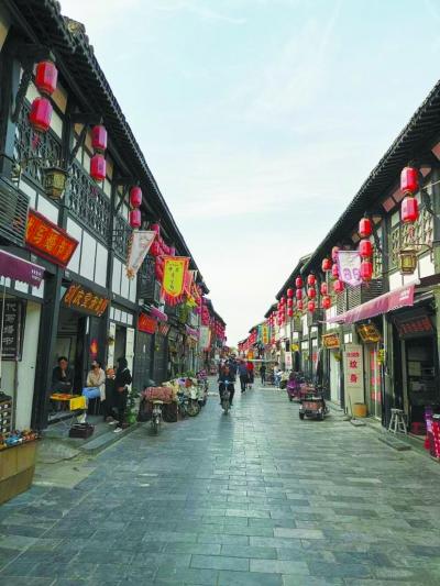 传统文化基因激活老街风韵——安徽亳州北关老街修复记