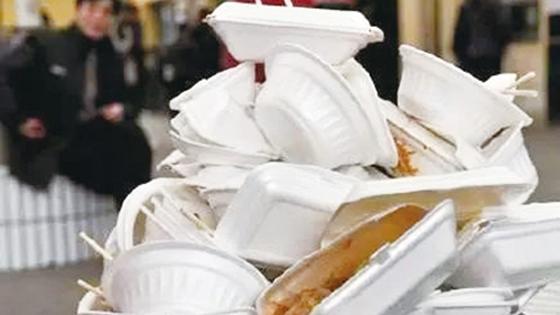 美媒:中国餐饮外卖火爆带来巨大垃圾难题