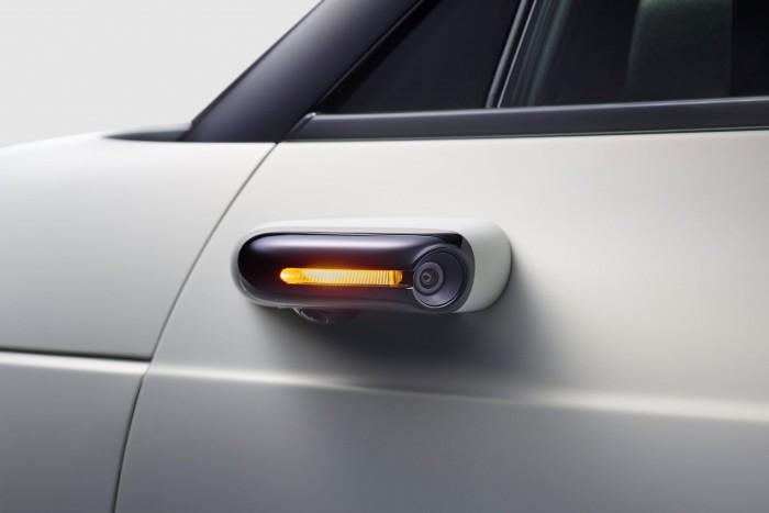 本田:侧后视镜摄像头将为Honda E标配功能