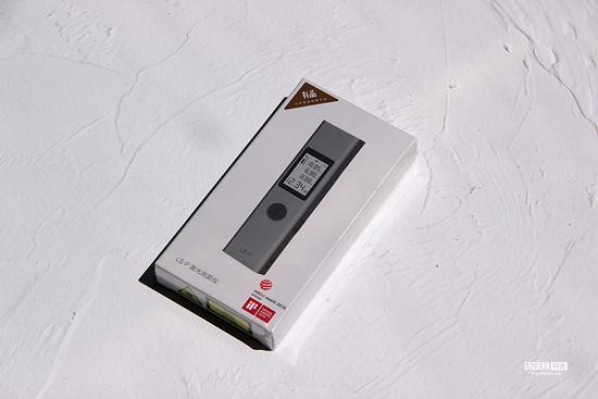杜克LS-P激光测距仪开箱:测量精准 携带便携