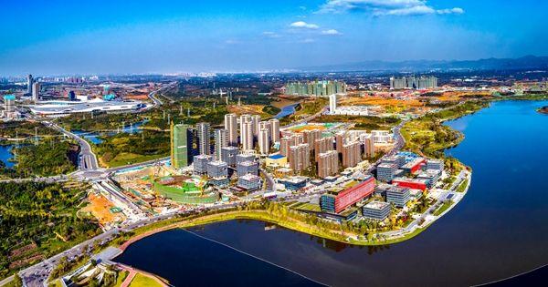 """四川天府新区:新经济产业为高质量发展注入""""新动能"""""""