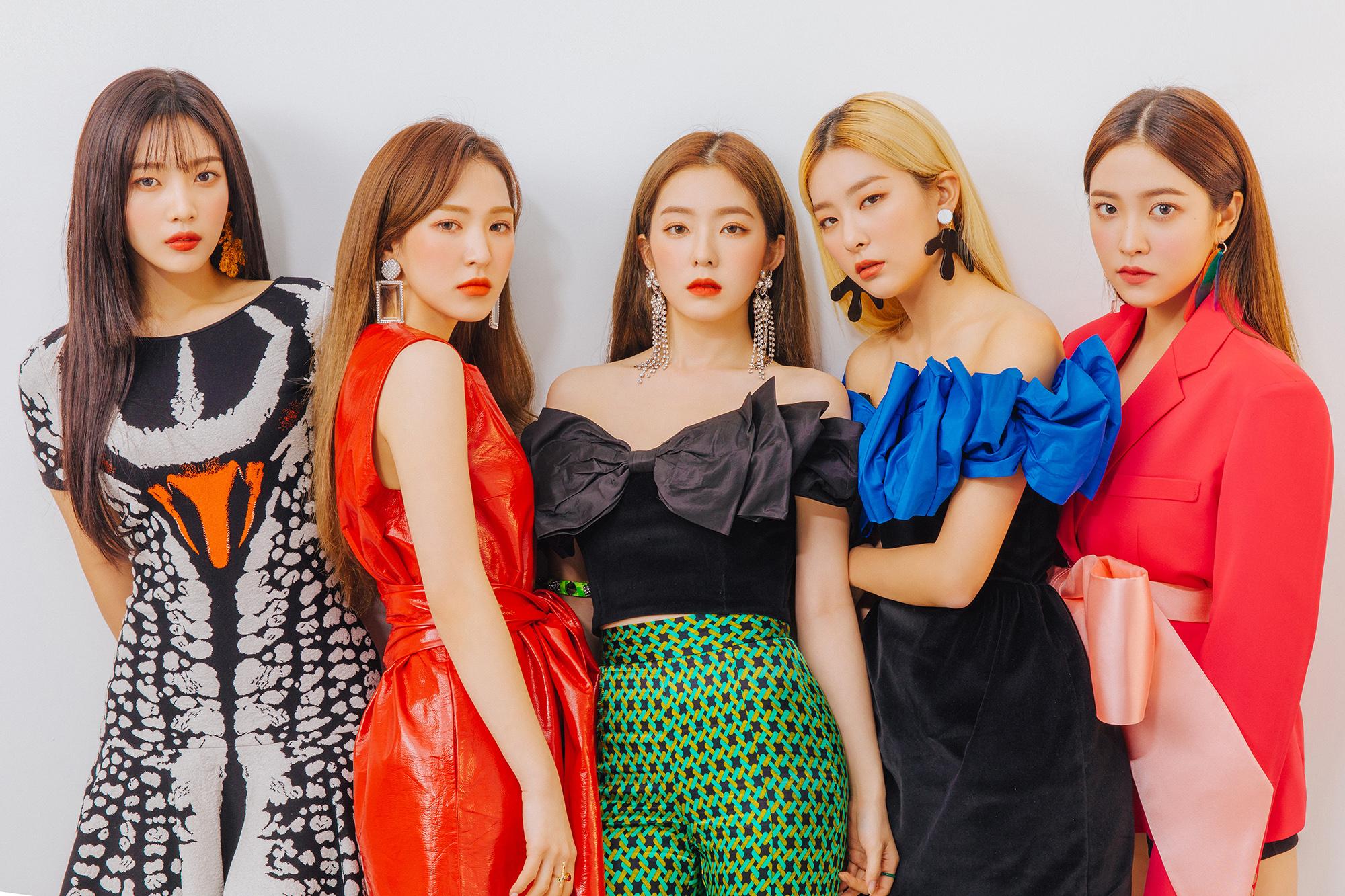 大势女团Red Velvet 日本迷你专辑《SAPPY》今天发售