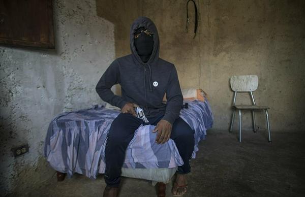 委内瑞拉内忧外患暴力事件不增反减 未来难测