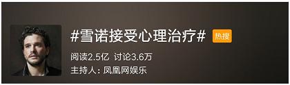 """无法接受《权游》剧情,男主""""雪诺""""扮演者接受心理治疗_中欧新闻_欧洲中文网"""
