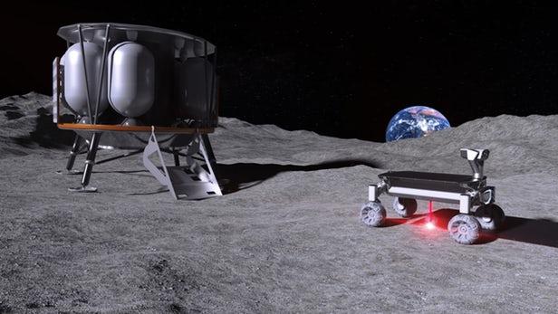 Moonrise激光系统有望被用于3D打印月球殖民地