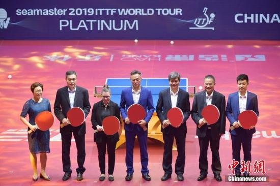 中国乒乓公开赛深圳开幕 中日对抗成最大看点