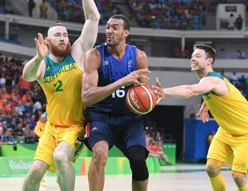 法国球星戈贝尔谈男篮世界杯:期待在中国征战