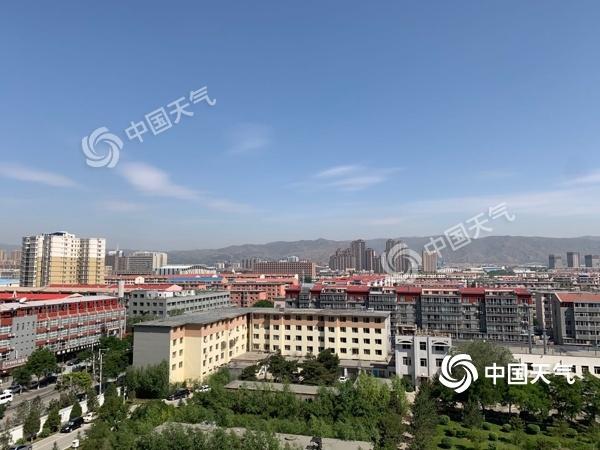 连吹6天!内蒙古继承宣布大风预警信号,办法农业受影响
