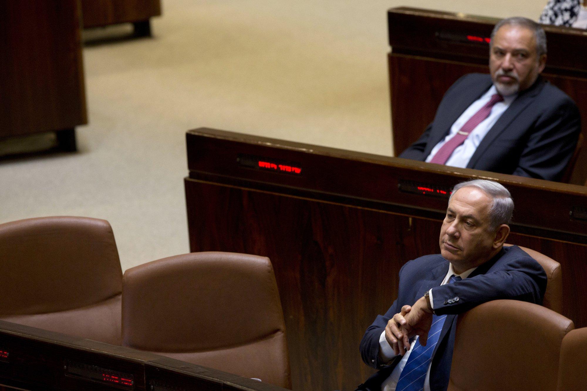 快讯!内塔尼亚胡未能完成组阁,以色列决定再次举行选举_中欧新闻_欧洲中文网