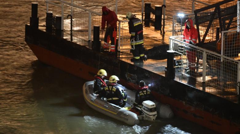 匈牙利发生沉船事故  7名韩国人死亡_中欧新闻_欧洲中文网