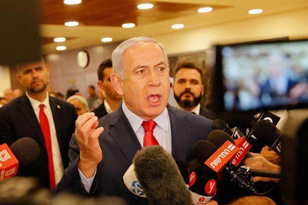 以色列议会投票决定解散议会重新举行选举