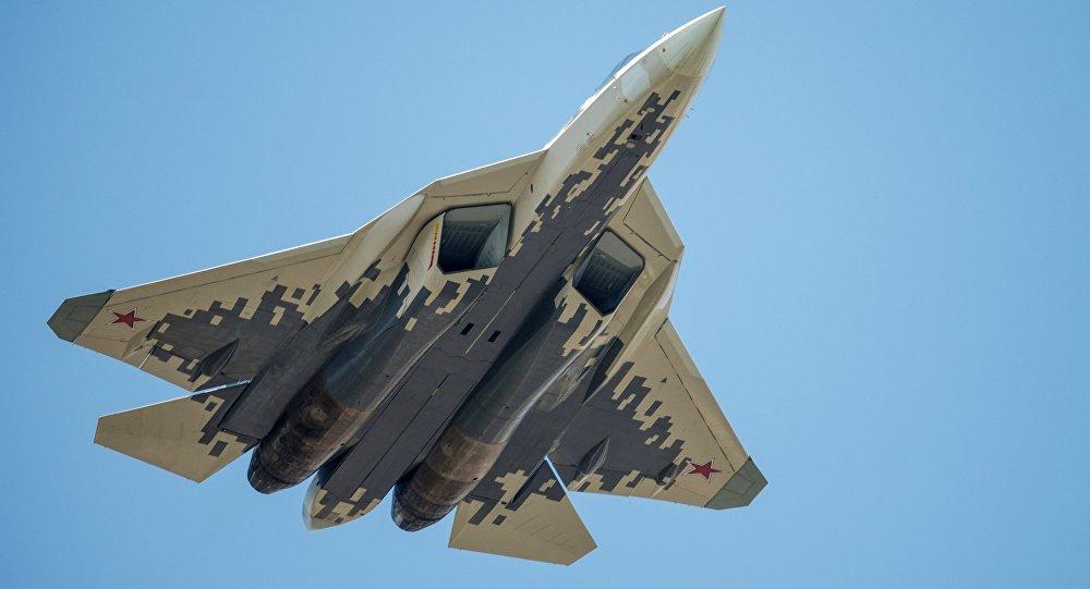 俄将开始量产苏-57五代机 首架机年底交付部队
