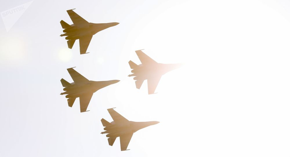 俄军将再装备20架苏35 根据在叙实战经验改进