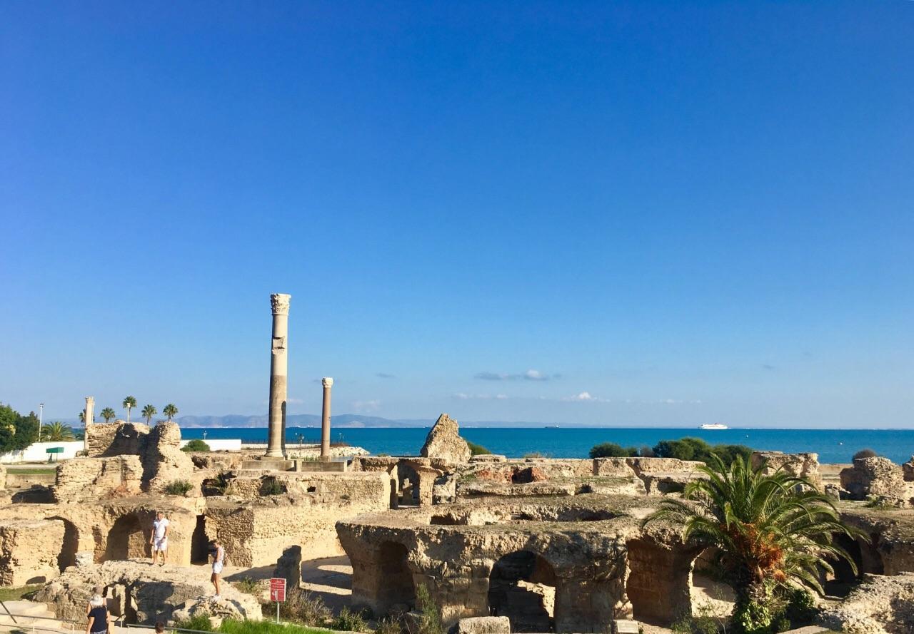 环游 | 迦太基,突尼斯的文化密码