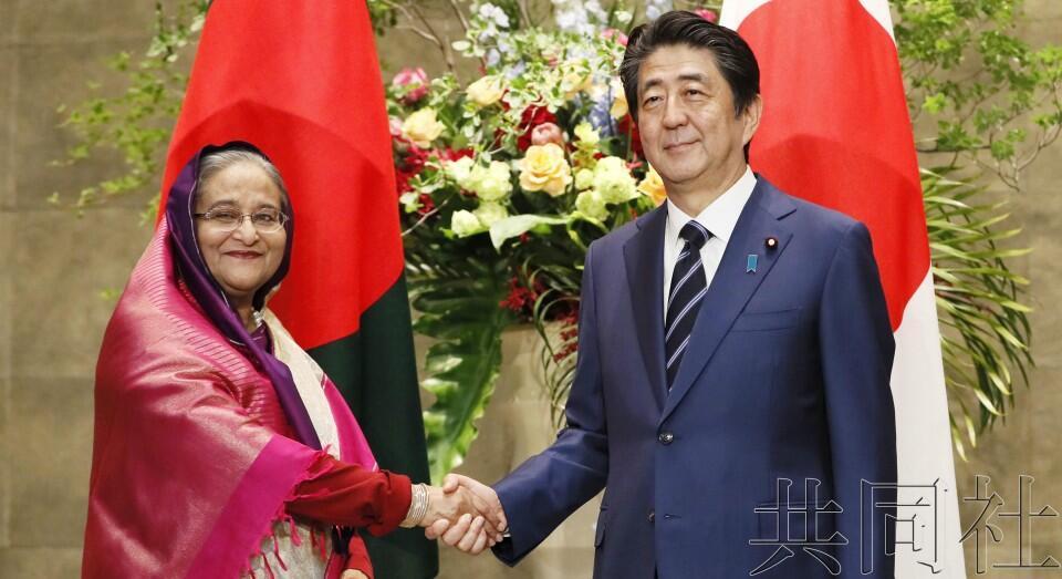 日本拟向孟加拉国提供1326亿日元贷款用于基建