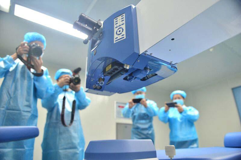 近视手术进入人工智能定制新时代