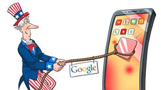 肯尼亚记者:美国让谷歌打击华为并不明智